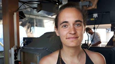Carola Rackete droht eine lange Haftstrafe