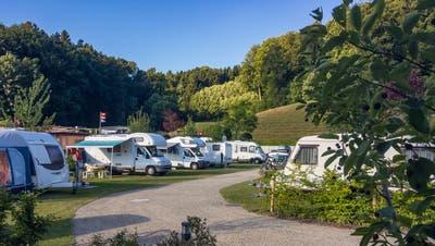 Der Campingplatz Hüttenbergist der beliebteste in der Schweiz. (Bild: FM1Today)
