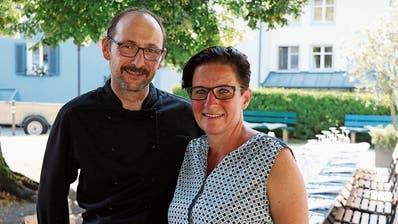 Ralph und Claudia Leisi verlassen die Gastrobranche und das «Mariaberg». (Bild: Res Lerch)