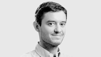 Livio Brandenberg, Wirtschaftsredaktor