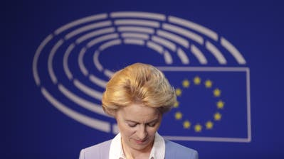 Ursula von der Leyen soll EU-Kommissionspräsidentin werden. (Bild: Olivier Hoslet/EPA, Brüssel, 10. Juli 2019)