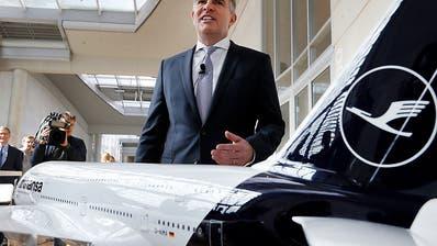 Lufthansa-Chef warnt vor Kollaps des Flughafens Zürich als Hub