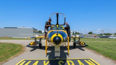 Im Flieger- & Fahrzeugmuseum Altenrhein (FFA) werden die meisten Exponate... (Bild: Raphael Rohner)