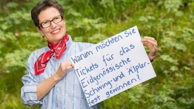 Fotowettbewerb: 16-mal 2 Tickets für das Eidgenössische Schwingfest in Zug zu gewinnen!