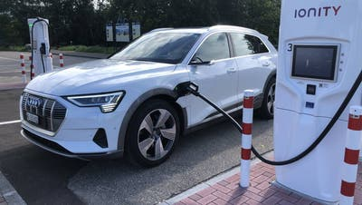 Audi e-tron (Bild: Philipp Aeberli)
