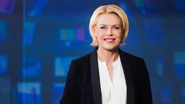 """Wechselt 2020 als Produzentin hinter die Kamera: Katja Stauber, Moderatorin der Hauptausgabe der """"Tagesschau"""". (Bild: Fernsehen SRF)"""