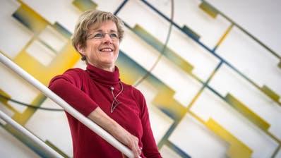 Verena Herzog sitzt seit März 2013 für die SVP Thurgau im Nationalrat. Die diplomierte Kindergärtnerin wohnt in Frauenfeld. Bei den Wahlen 2015 holte sie die zweitmeisten Stimmen im ganzen Thurgau.(Bild: Reto Martin)