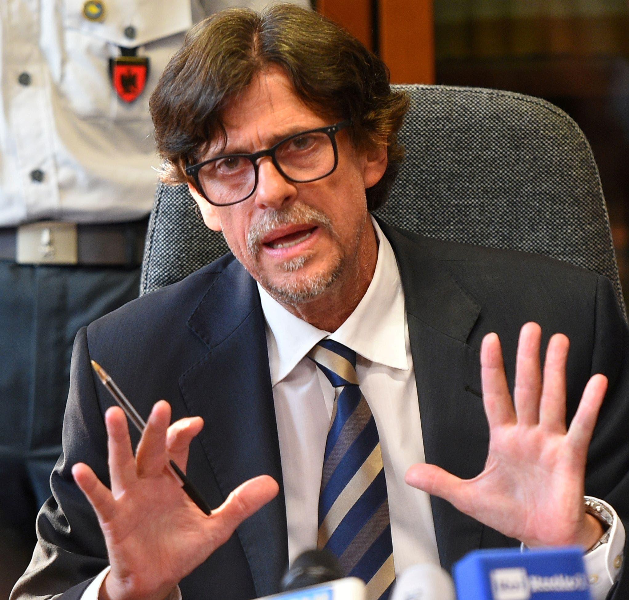 Luigi Patronaggio ermittelt gegen die Deutsche. (Bild: Reuters)