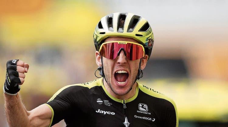 Die Helfer an der Tour de France haben freie Fahrt