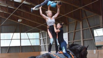 Michael Gnad,Experte für  Choreographie im Voltigieren (Bild: Timon Kobelt)