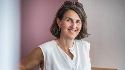 Annina Villiger, Präsidentin der Frauenzentrale, würde gerne nach Venedig wandern. (Bild: Andrea Stalder)