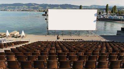 Mit Hafenflair: Das Open-Air-Kino in Arbon. (Archivbild: Michel Canonica)