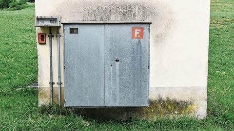 Einer von 34 Feuerlöschposten in der Gemeinde Fischingen, welche der Zivilschutz zurückbaut. (Bild: Roman Scherrer / August 2018)