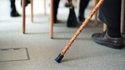 Sinkt der Umwandlungssatz, sinken die Renten. (Bild: KEYSTONE/Gaetan Bally)