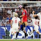 USA zum fünften Mal im WM-Final
