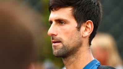 Novak Djokovic pflegt weiter Kontakt zu Justin Gimelstob. (Bild: Keystone)