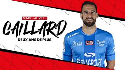 Marc-Aurèle Caillardist derzeit bei Ligue-2-Verein EA Guingamp unter Vertrag. (Bild: EA Guingamp)