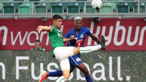 Der FC St.Gallen verliert gegen Luzern mit 0:2