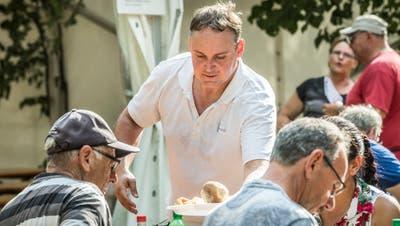Andreas Arni, Chef Organisation Rheinfest (Bild: Ursula Junker)