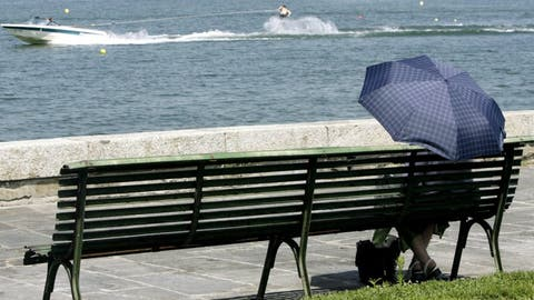 Hundstage bringen zweite Hitzewelle dieses Sommers