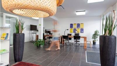 Die Einrichtung im Coworking in Steckborn. (Bild: PD)