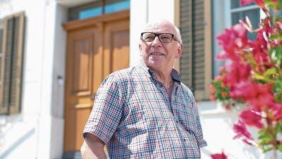 Neuheims Bauverwalter der ersten Stunde geht in Pension