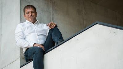 Immokanzlei-Inhaber Attila Wohlrab wurde am 8. März zum Arbeitgeberpräsidenten gewählt. (Bild: Reto Martin)