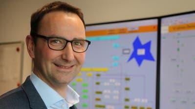 Silvan Kieber ist Geschäftsleiter der Arbon Energie, die auch fürs Wasser zuständig ist. (Bild: PD)