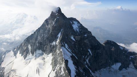 Felssturz reisst zwei Bergsteiger am Matterhorn in den Tod