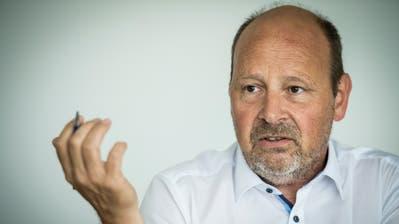 Unter Präsident Hansjörg Stahel geht es beim HC Thurgau auch finanziell wieder aufwärts. (Bild: Reto Martin)