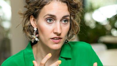 «Heute muss man sagen: Christoph Blocher ist ein Verlierer»: Flavia Kleiner, Co-Präsidentin von Operation Libero. (Bild: Sandra Ardizzone)