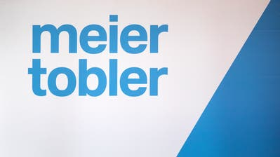 Screenshot der Meier-Tobler-Website am Freitagnachmittag.