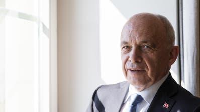 Ueli Maurer hat sich im Fall UBS gegen Frankreich wohl verschätzt