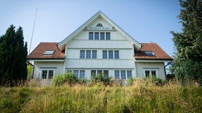Vom Ende eines Hotels in Heiden – ein Rundgang in der Pension Nord