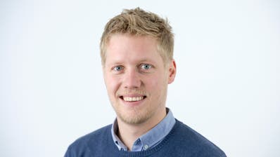 Christoph Renn, Redaktor. (Bild: Urs Bucher)