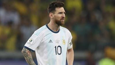 Trotzdem «ein Ausserirdischer»: Lionel Messi. (Bild: Ricardo Mazalan/Keystone)
