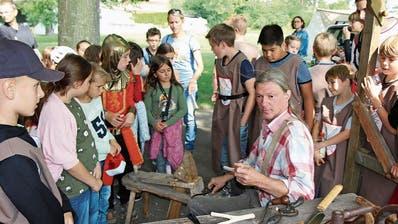 Ohne Geld und Sonne kein Spektakel am Wiler Mittelalter-Fest