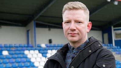 Sportreporter und Klaksvik-ExperteJákup Ósá. (Bild: PD)