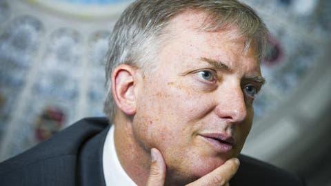 Markus Seiler, Generalsekretär des Aussendepartements. (Bild: Chris Iseli)