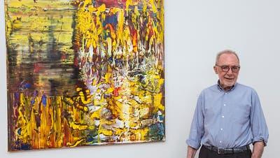 Gerhard Richter braucht Soloauftritt durch ein Einzelmuseum nicht