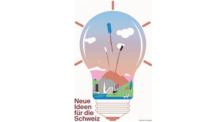 Zum 1. August: Fünf Ideen für die Zukunft der Schweiz