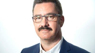 Thals Gemeindepräsident Röbi Raths (FDP) wird ab 2020 Stadtpräsident in Rorschach. (Bild: Urs Bucher)