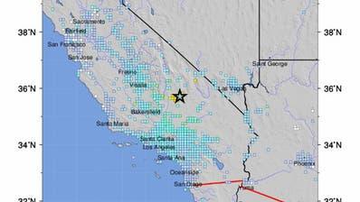 Erdbeben in Südkalifornien - heftigster Erdstoss in 20 Jahren