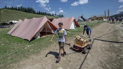 Interaktive Karte: Hier geht die Zentralschweiz 2019 ins Sommerlager
