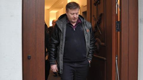 Der Thuner Rechtsanwalt Daniel Kettiger untersuchte im Fall Walker die Ausstandsfrage von Polizist M. (Bild: PD)