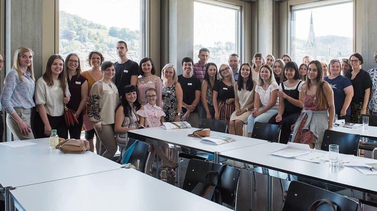 FHSSt.Gallen kooperiert mit ausländischer Universität: St.Galler lernen von Ukrainern