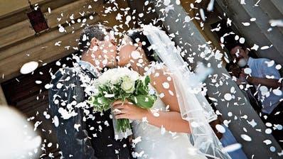 Im Toggenburg wird so viel geheiratet wie seit 24 Jahren nicht mehr