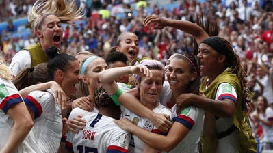 Die USA verteidigen den WM-Titel – es ist ein Aufschrei gegen die Ungerechtigkeit