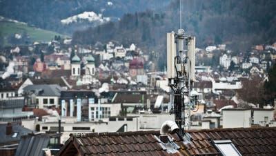 5G: Gemeinde Baar fordert Moratorium