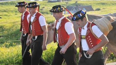 Ein verlorenes Jahrzehnt liegt hinter der Schweiz. Als traditionsreiche Destination hat sie Mühe mit dem weltweiten Boom mitzuhalten. Im Bild:Aufzug auf die Alp Sellamatt im Toggenburg. (Bild: KEY)